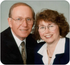 Pam and Bill Fisher