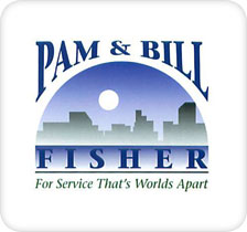 Pam and Bill Logo